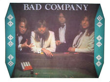 Vintage 70's Bad Company Iron On T-Shirt Transfer