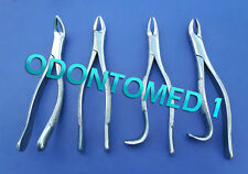 4 O.R GRADE DENTAL TOOTH EXTRACTING FORCEP #150S #151S #18R #18L