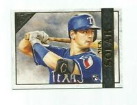 NICK SOLAK (Texas Rangers) 2020 TOPPS GALLERY ROOKIE CARD #31