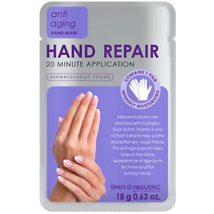Skin Republic 18g HAND Repair - Anti Aging Collagen Shea Butter & Vitamin E