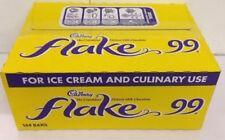 CADBURYS FLAKE 99 ICE CREAM BARS 1.2kg 144 BARS CATERING BOX Only £18.49