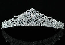 Bridal Wedding Butterfly Tiara use High Quality Austrian Crystal AT1461
