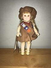 Jesco Cameos Katie Brownie Girl Scout Doll #9023 1984