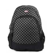 VANS Van Doren Backpack Black/Charcoal School Bag VN0C8YBA5 *OFFICIAL STOCKIST
