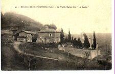 (S-92262) FRANCE - 38 - BELLEGARDE POUSSIEU CPA