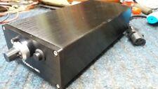 30 W ultra bajo ruido Tocadiscos lineal fuente de alimentación de CC con ajuste fino de velocidad