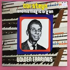 Cor Steyn & His Magic Organ - Golden Earrings - EMIDISC 5C-048-506-80 Ex