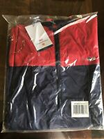Vineyard Vines For Target Mens Light Color Block Windbreaker Jacket Size XL