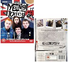 YOUNG ONES 1 + 2 (1982-1984): COMPLETE TV Series Seasons + Features - NEW DVD UK