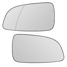Spiegelgläser Spiegelglas links + rechts, el. beheizbar passend für Opel Astra H