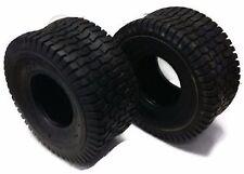 Set of 2, 15x6x6 Front Turf Tire, Craftsman 2000 John Deere L110 Troy-Bilt MTD +