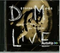 DEPECHE MODE - SONGS OF FAITH AND DEVOTION (LIVE)  CD NEU