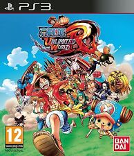 one piece unlimited world red JEU PS3 NEUF