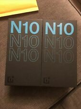 New listing OnePlus Nord N10 5G Be2029 128Gb 6Gb Ram Gsm T-Mobile *Sealed*