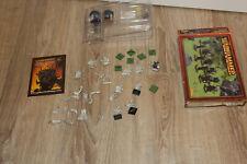 Warhammer Dunkelelfen 10 x Schwarze Korsaren + 1 weitere Figur + Farbe
