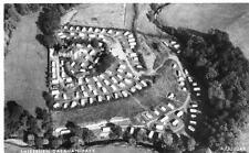 Shireburn Caravan Park Air Aerial View Nr Clitheroe unused RP old pc Aerofilms
