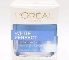 L'oreal White Perfect Whitening Night Cream 50ml