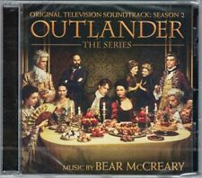 Outlander TV SERIES SEASON 2 BEAR McCREARY Raya Yarbrough griogair labhruidh CD