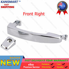 Front Right Hand Outer Door Handle Chrome Fits For Holden Captiva 2006-2018 NEW