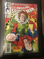The Amazing Spider-Man Comic Issue 387 Modern Age First Print 1994 Michelinie