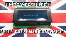 NEW 2004 20X4 Character LCD Module Display Blue Backlight For Arduino HD44780 UK
