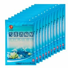 56Pcs/7Bags Medical Arthritis Pain Plaster Upper Back Muscle Pain Relief Patch