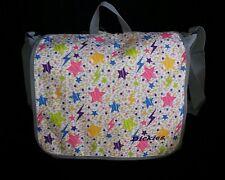 Dickies Messenger Bag Multi Stars School, Work, Or Diaper Bag New With Tags