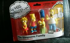 The simpsons collectible figures the simpson famille