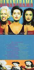 CD Single BANANARAMA LOVE, TRUTH & HONESTY (1988) 13-TRACK CARD SLEEVE REMIXES