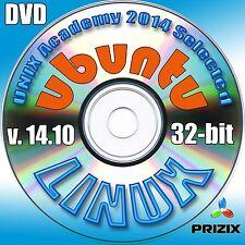 Ubuntu 14.10 Linux 32-bit Complete Installation DVD