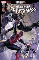 🕷 AMAZING SPIDER-MAN #792 ALEX ROSS VENOM CARNAGE MANIAC MARY JANE BLACK CAT