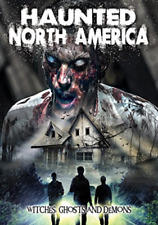 Haunted North America Witches Ghosts - DVD Region 1