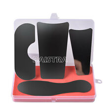 1 Kit/4 Pcs Dental Oral Orthodontic Stainless Steel Mouth Photography Mirror