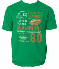 Camiseta Campeones de fútbol 2019 Madrid final College S-3XL