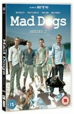 Mad Dogs Series Two 2 DVD Ships From Aus Xx79 Bo24