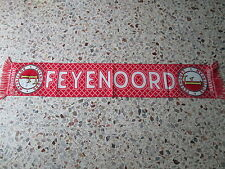 d1 sciarpa FEYENOORD FC football club calcio scarf schal olanda holland