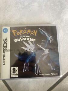 Pokemon Diamant Ds  Sous Blister
