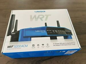 Linksys WRT3200ACM AC3200 Dual-Band Wi-Fi Router