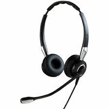 Jabra Biz 2400 Duo Usb Ms Black Headband Headsets