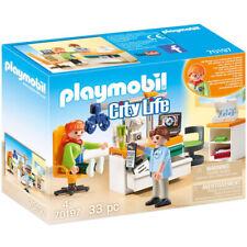 Playmobil 70197 City Life Eye Doctor Playset