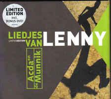 Acda en de Munnik-Liedjes Van Lenny Cd+DVD Album box
