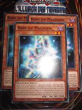 YU-GI-OH! COM ROBE DU MAGICIEN PLAYSET (LOT DE 3) TDIL-FR018 FRANCAIS EDITION 1