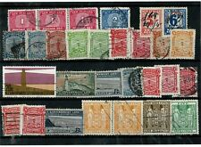 L103 New Zealand Lighthouses, Fiscals, etc. M&U on card (29)