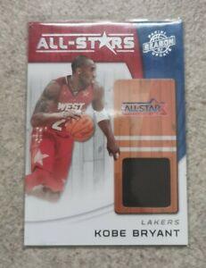 2011 Panini Season Update KOBE BRYANT All-Stars Jersey