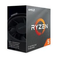 AMD RYZEN 5 3600 6-Core 3.6 GHz (100-100000031BOX) Socket AM4 65W 32MB With FAN