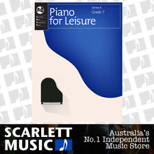 AMEB Piano for Leisure Series 4 - Grade 7 ( Seven / Seventh ) *BRAND NEW*