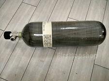 9L Compressed Air Cylinder, 300bar/30mpa, Carbon Fiber, High Pressure Composite