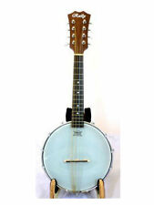 Rally Banjo mandolin, quality walnut , rosewood, open geared tuner DMB-2