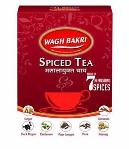 Wagh Bakri Spiced Tea, Unique Blend Of 7 Spices 250g