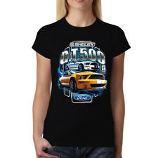 Ford Mustang Shelby GT500 Womens T-shirt XS-3XL
